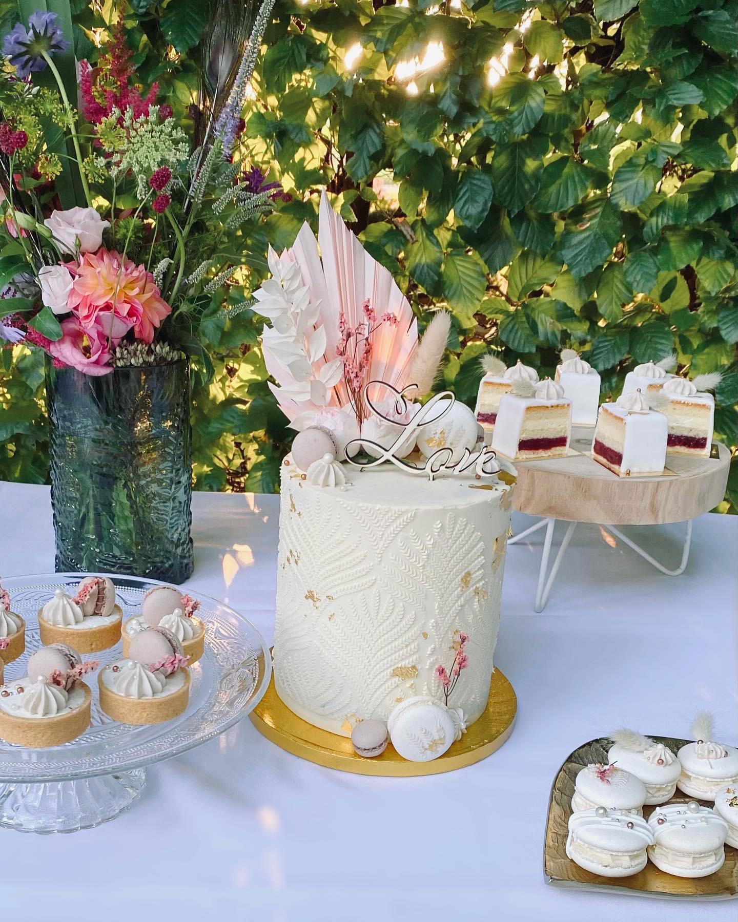 Weddingcake @ Peerke Donders